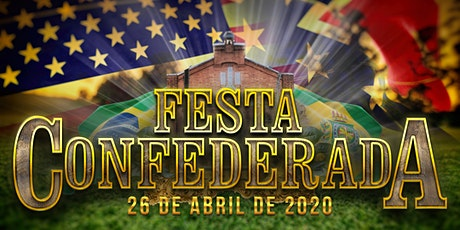 Festa Confederada 2020 ingressos