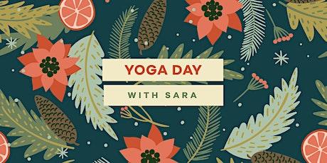 Morning Yoga with Sara tickets