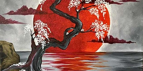 Shizukuishi Benefit Fundraiser Paint & Sip tickets