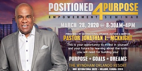 Positioned4Purpose Empowerment Seminar tickets
