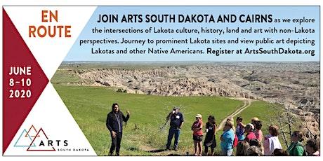 En Route; Lakota Lands & Indian Arts Traveling Workshop tickets