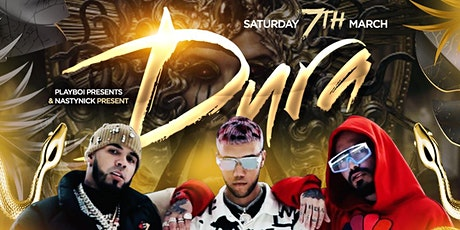 DURA | HIPHOP & REGGAETON | EVERY 1ST SATURDAY @ ENSO NIGHTCLUB tickets