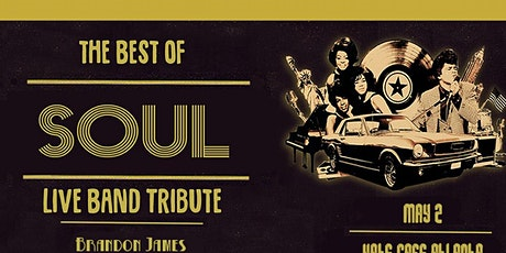 The Best of Soul: Live Band Tribute @ Kats Cafe Atlanta tickets