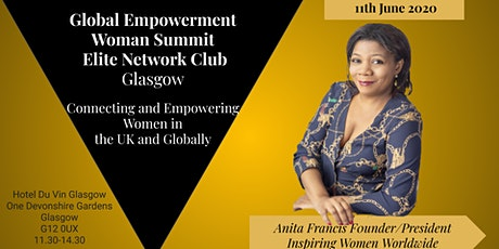 GEWS Elite Network Club Glasgow tickets