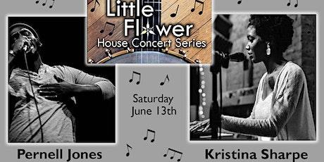 Kristina Sharpe + Pernell Jones tickets