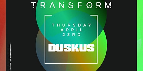 Duskus at Temple Discounted Guestlist - 4/23/2020 tickets
