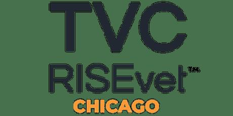 TVC RISEvet - Chicago tickets