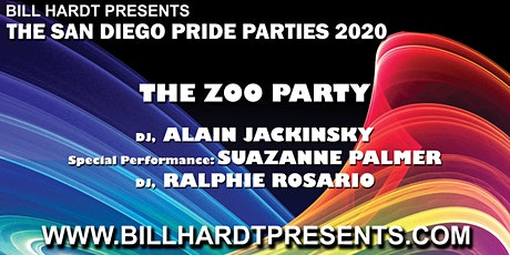 The Zoo Party 2020, a Bill Hardt Presents San Diego Pride Party tickets