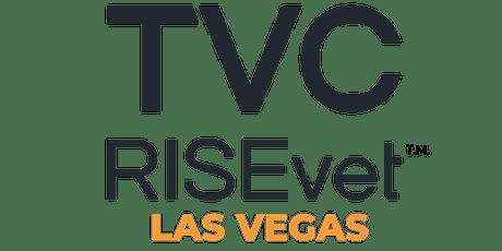 TVC RISEvet - Las Vegas tickets