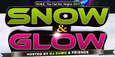 Neon Paint Party- Snow & Glow 2020 tickets