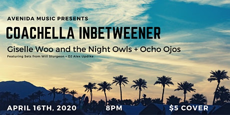 Giselle Woo and the Night Owls / Ocho Ojos at Litt tickets
