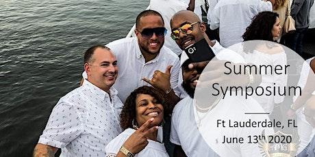 Summer Symposium - Ft Lauderdale, Florida - (PAY REMAINING BALANCE)  tickets