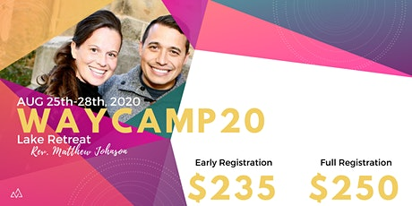 WA DISTRICT SENIOR CAMP 2020 tickets