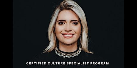 Certified Culture Practitioner Program - Workshop 1 & 2 tickets