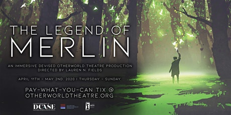 The Legend of Merlin: A Devised Otherworld Production tickets