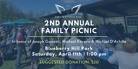 Angels By Your Side 2nd Annual Family Picnic & Fundraiser tickets