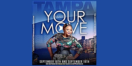 Make Your Move Conference Fall 2020 tickets