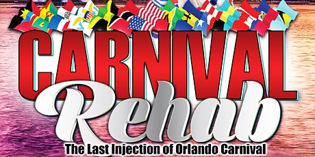 Carnival Rehab 2020 tickets