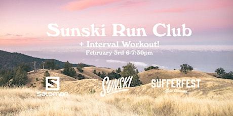 Sunski Run Club tickets