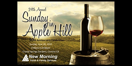 24th Annual Sunday in Apple Hill - 50th Anniversary  tickets
