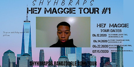 ShyhBRaps LIVE at Bowlerena feat Hannah Twins tickets