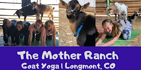 Goat Yoga- Saturday, May 23rd tickets