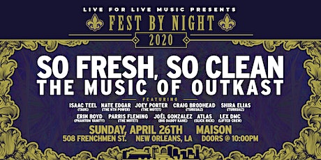 L4LM presents So Fresh, So Clean: The Music of Outkast tickets