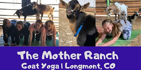 Goat Yoga- Saturday, June 13th tickets
