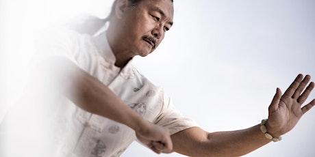 """Grain Rain 穀雨 - Qigong """"Qilin Healing Dao"""" for Longevity By Master Joe Lok tickets"""