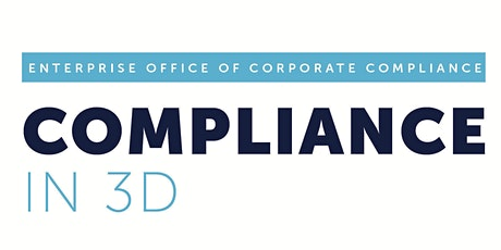Compliance in 3D: CMS Training at Jefferson tickets