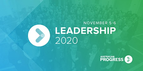 Leadership 2021 tickets