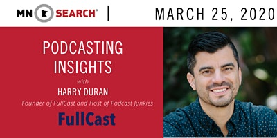 Podcasting Insights with Harry Duran