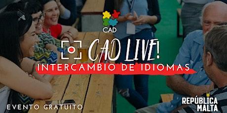 CADlive! Intercambio de Idiomas entradas