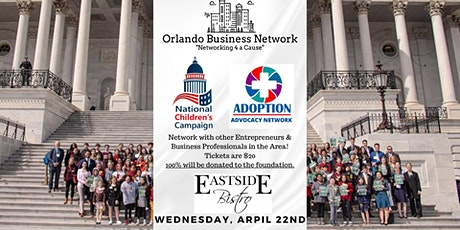 Orlando Business Network-ing 4 a Cause Fundraiser Event! tickets
