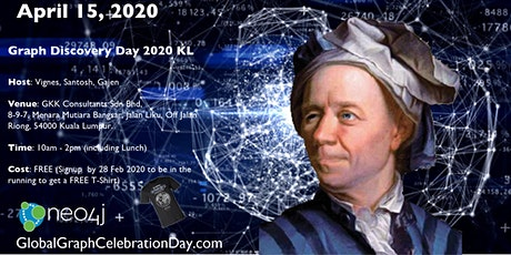 Global Graph Celebrations Day billets