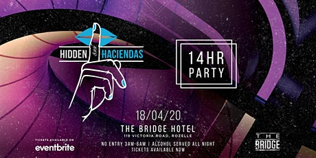 Hidden Haciendas #023 The Bridge Bonanza tickets