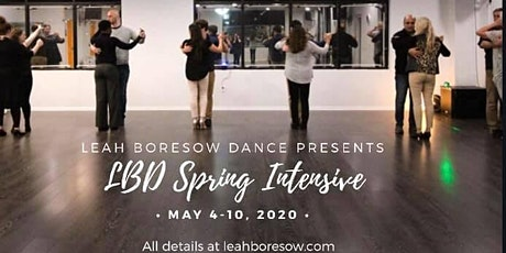 LBD Spring Intensive! tickets