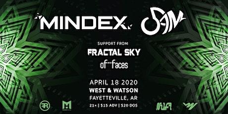 Bass Vibes Presents: 5AM // Mindex tickets