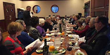 Model Passover Seder - CANCELLED tickets