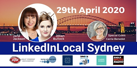 LINKEDIN LOCAL SYDNEY 29th April 2020 tickets
