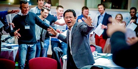 [** Generating Wealth Workshop - with Dr Patrick Liew **] tickets