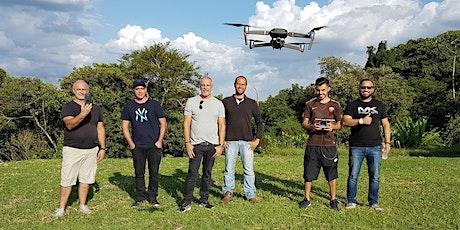 Curso de Pilotagem de Drones - Futuriste Tecnologia ingressos