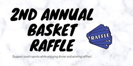 2nd Annual Springfest Basket Raffle tickets