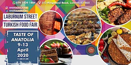 Laburnum Street Turkish Food Fair tickets