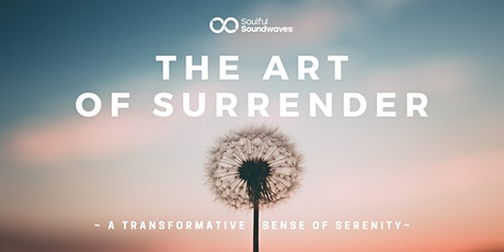 The Art of Surrender tickets