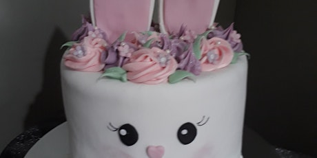 Cake Decorating: Easter cake tickets