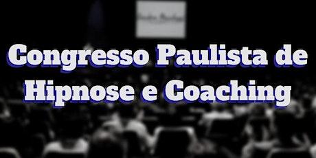Congresso Paulista de Hipnose e Coaching ingressos