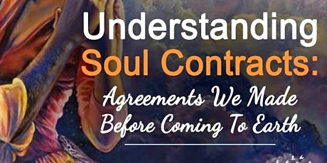What is a Soul Contract? tickets