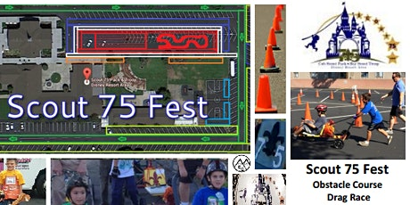 Scout 75 Fest • Pushcart Races & More • 7th Annual tickets