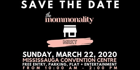 The Mommonality MRKT Easter Edition tickets